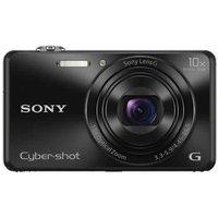 Sony DSC-WX220 Compact Digital Camera Black