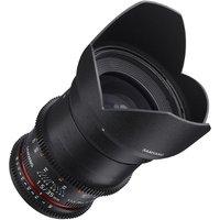Samyang 35mm T1.5 VDSLR AS UMC II Cine Lens Canon EF