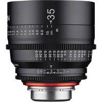 Samyang XEEN 35mm T1.5 Cine - PL