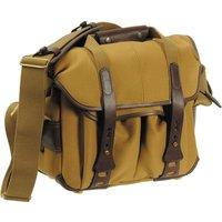 Billingham 207 Shoulder Bag - Khaki FibreNyte/Chocolate