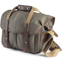 Billingham 307 Shoulder Bag - Sage FibreNyte/Chocolate