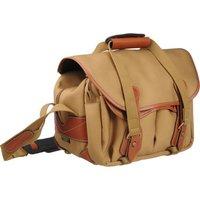 Billingham 225 Shoulder Bag - Khaki Canvas/Tan