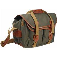 Billingham 335 Shoulder Bag - Sage FibreNyte/Tan