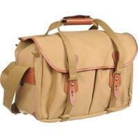 Billingham 445 Shoulder Bag - Khaki Canvas/Tan
