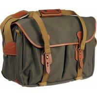 Billingham 445 Shoulder Bag - Sage FibreNyte/Tan