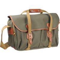 Billingham 555 Shoulder Bag - Sage FibreNyte/Tan