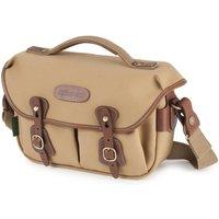 Billingham Hadley Small Pro Shoulder Bag - Khaki Canvas/Tan