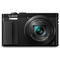 Panasonic Lumix DMC-TZ70 Compact Digital Camera Black
