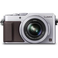 Panasonic Lumix DMC-LX100 Compact Digital Camera Silver