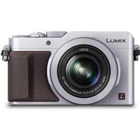 Panasonic Lumix DMC-LX100 Compact Digital Camera Silver