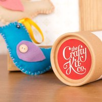Little Birdies Sewing Kit - Sewing Gifts