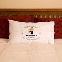 Female Graduation Pillowcase - Graduation Gifts