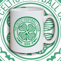 Personalised Celtic Manager Mug - Celtic Gifts