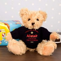 Personalised Birthday Teddy Bear - 16th Birthday Gifts