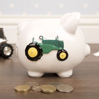 Construction Piggy Bank - Piggy Bank Gifts