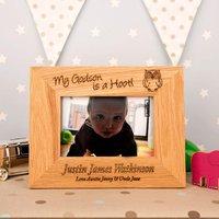 Godson Oak Frame - Forever Bespoke Gifts