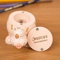 Porky The Pig Pencil Sharpener - Pig Gifts