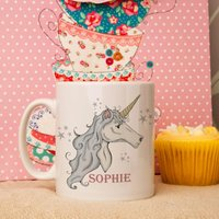 Personalised Unicorn Mug - 16th Birthday Gifts