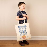 Personalised Big Brother Shoulder Bag - Shoulder Bag Gifts