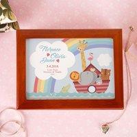 Noahs Ark Personalised Musical Jewellery box - Jewellery Box Gifts