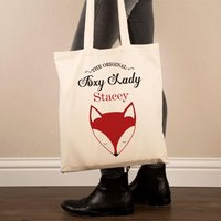 Custom Foxy Lady Shoulder Bag - Shoulder Bag Gifts