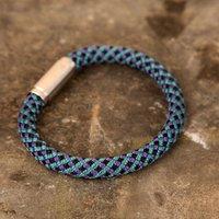 Designer Teal Wristband - Designer Gifts