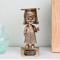 Unique Graduation Bobblehead For Her - Bobblehead Gifts