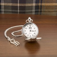 Bespoke 21st Birthday Pocket Watch - 21st Gifts
