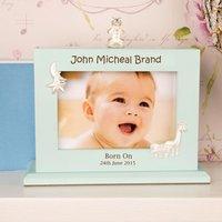 Bespoke Baby Boy Photo Album - Baby Boy Gifts