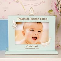 Laser Engraved Baby Boy Flip Album - Baby Boy Gifts