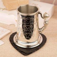 Personalised Godchild tankard - Forever Bespoke Gifts