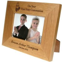 Bespoke 1st Holy Communion Frame: Eucharist - First Holy Communion Gifts