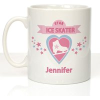 Personalised Ice Skating Mug - Ice Skating Gifts