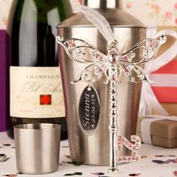 21st Birthday Key: Pink Design - 21st Gifts