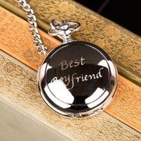 Bespoke Boyfriend Pocket Watch - Boyfriend Gifts