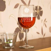 18th Birthday Personalised Wine Glass - 18th Gifts
