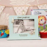Boys 1st Birthday Flip Album - 1st Birthday Gifts