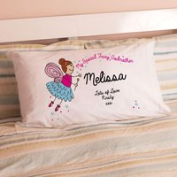 Personalised Godmother Pillowcase - Godmother Gifts