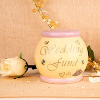 Wedding Fund Money Pot - Wedding Gifts