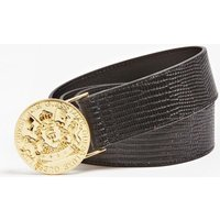 Atlas Luxe Real Leather Belt
