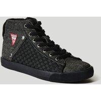 Guess Ben High Denim Sneaker (35-38)