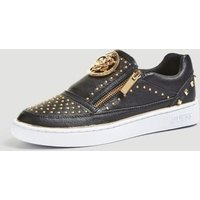Guess Beela Real Leather Sneaker