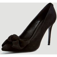 Bennet Real Leather Court Shoe