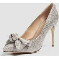 Guess Bennet Glitter Court Shoe