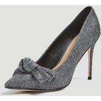 Bennet Glitter Court Shoe