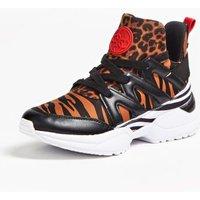 Baileen Animal-print Sneakers