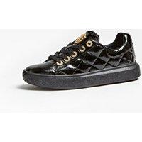 Becks Patent-look Sneakers
