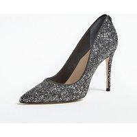 Belani Glitter-look Court Shoe