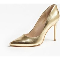 Belan Laminated-look Court Shoe