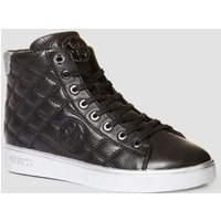 Guess Baux Quilted Leather Sneaker